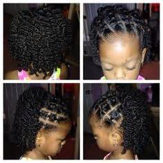 hairstyles for 26 year using rubber bands african princess little black girl natural hair styles