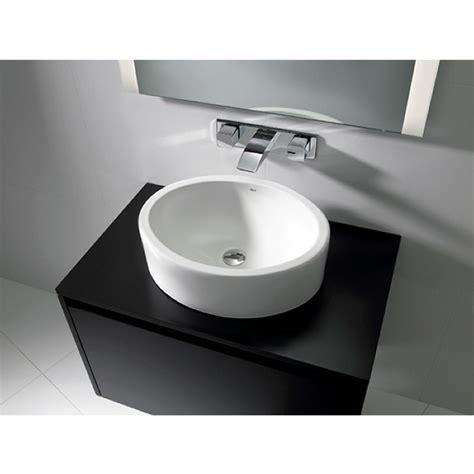 countertop basins bathroom roca fuego over countertop basin uk bathrooms