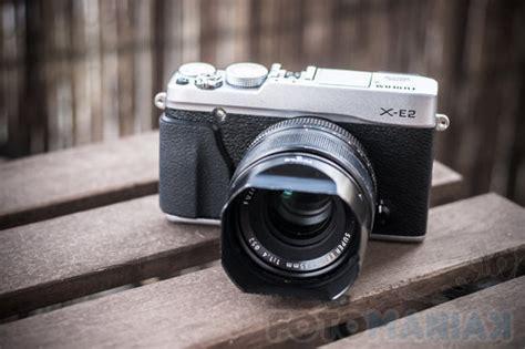 Lensa Fix Fujifilm Xa2 by Prueba De La C 225 Mara Fujifilm X E2 Techmaniak En Espa 241 Ol