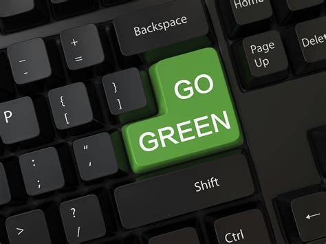 Can Go Green by 7 Ways Businesses Can Go Green Zing By Quicken