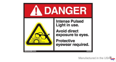 12 Warning Signs Your Is In Danger by Ipl Danger Warning Label
