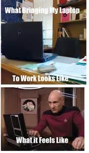 Laptop Meme - star trek meme chasing atlantis