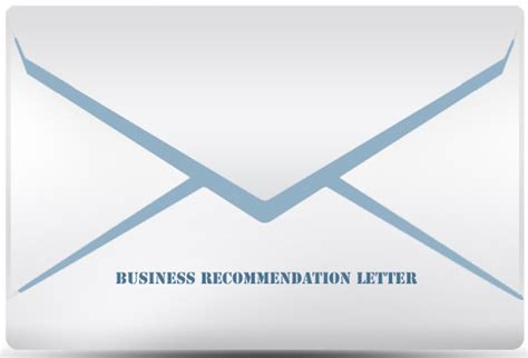 Reference Letter Key Points do s and don ts of writing a business recommendation letter