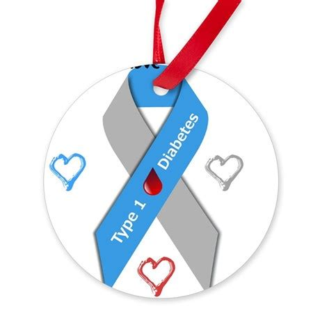 superb diabetes ribbon color 7 type 1 diabetes awareness
