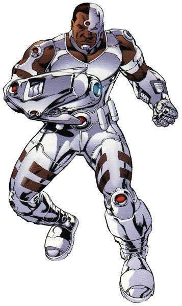 images of cyborg cyborg injustice