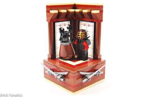 Lego Minifigure Ninjago Kendo the lego ninjago minifigure vignettes kendo