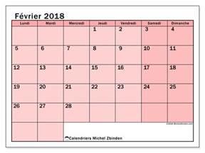 Calendrier 7 Fevrier Calendrier 224 Imprimer F 233 Vrier 2018 Silvanus 1