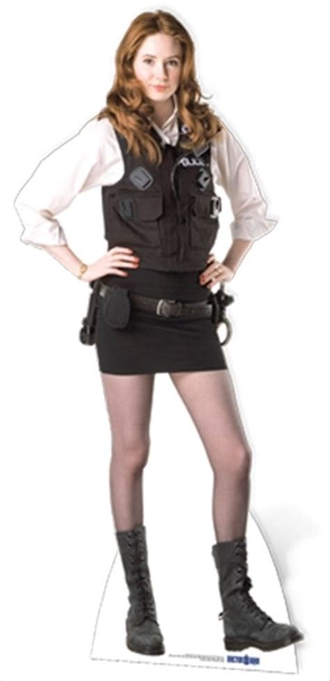 karen gillan songs amy pond police uniform karen gillan dr who official