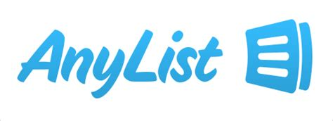 anylist app for android app anylist mikerisner