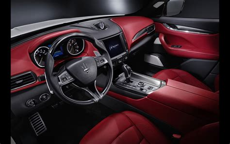 maserati levante interior 2016 suv models autos post