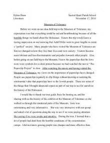 Essay About The Holocaust by Holocaust Essay