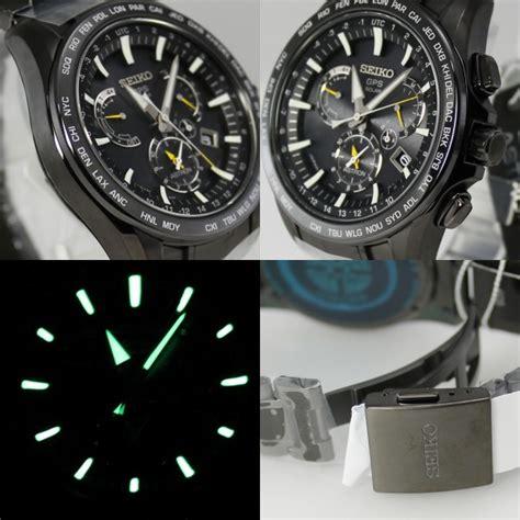 Seiko Astron Sse079j1 Gps Solar 8x Series Black Ion Stainless seiko astron sse079j1 swing indonesia