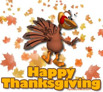 happy thanksgiving day animated 3d gif cards image for whatsapp