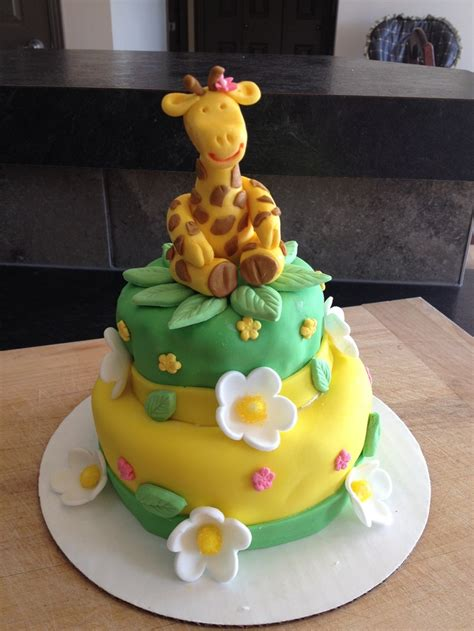 printable birthday cake decorations birthday cakes images animal giraffe birthday cake ideas