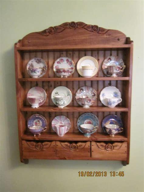 D Cup Shelf by Tea Cup Shelf 12 Cup Connoisseur Edition Shelves Cas
