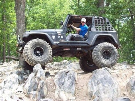 jeep yj rock crawler purchase used jeep wrangler yj rock crawler 4wd in fort