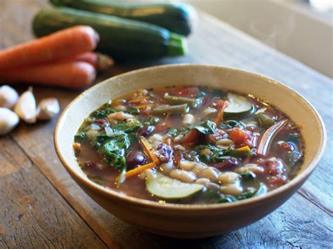 Olive Garden Minestrone Soup Recipe by Top Secret Recipes Olive Garden Minestrone Soup