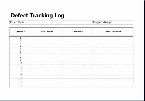 defect report template xls 8 product price list sales report template exceltemplates exceltemplates