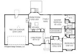 Simple Ranch Style House Plans by Simple Ranch House Plans Find House Plans