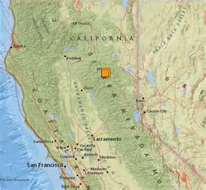 usgs earthquake map california nevada california earthquake m5 7 quake in nevada 23 may