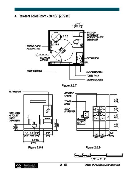 house layout guidelines home design guidelines resident toilet room 58 nsf