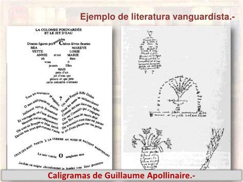 imagenes de vanguardias literarias vanguardias literarias