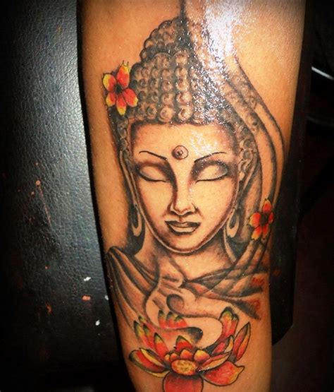 red buddha tattoo 131 buddha designs that simply get it right