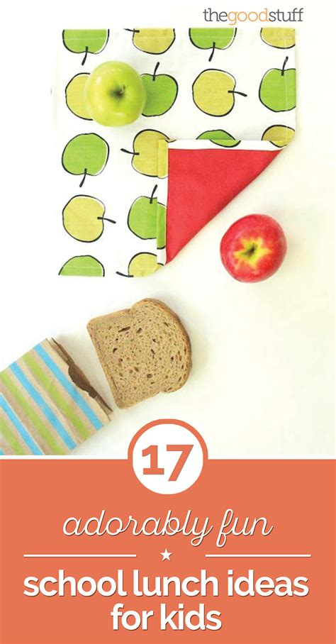 ideas for school 17 adorably school lunch ideas for thegoodstuff