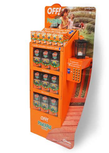 custom corrugated cardboard display stands floor displays