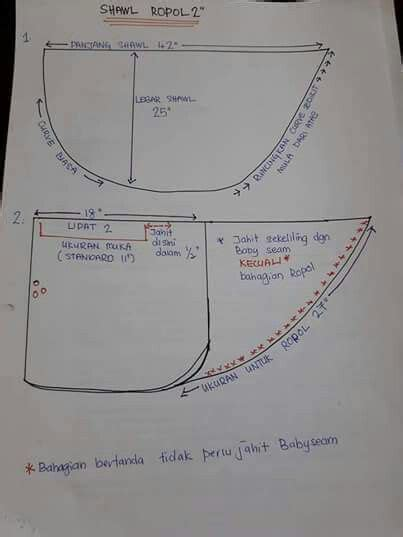 hijab cutting pattern 62 best pola tudung images on pinterest hijabs sewing