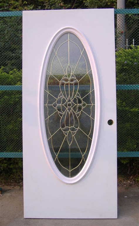 Oval Glass Doors Big Oval Steel Glass Door Glass Steel Door