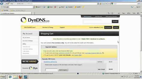dyndns forwarding how to do forwarding dyndns and dynamic ip