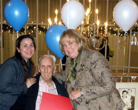 eger health care resident celebrates 100th birthday and an