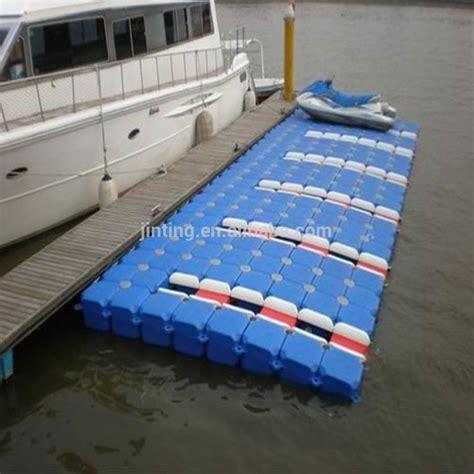 plastic pontoons jet float floating dock plastic pontoon floating dock