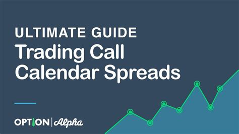 Calendar Spread Ultimate Guide To Trading Call Calendar Spreads