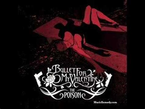 bullet for my valentine hit the floor youtube