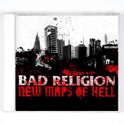the wrath of heroes a requiem for heroes volume 2 books new maps of hell cd the official bad religion store