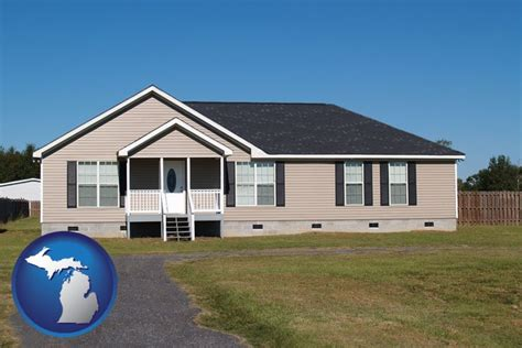 manufactured modular mobile home dealers in michigan