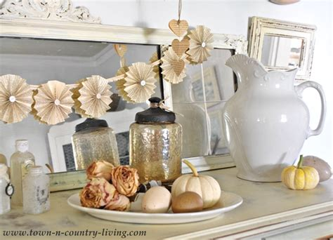 simple decorating ideas on a budget town country living budget friendly fall decorating ideas town country living