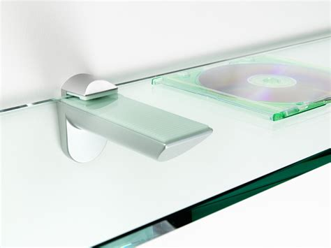 Shelf Supports For Glass Shelves best glass shelf brackets home decorations glass shelf brackets ideas