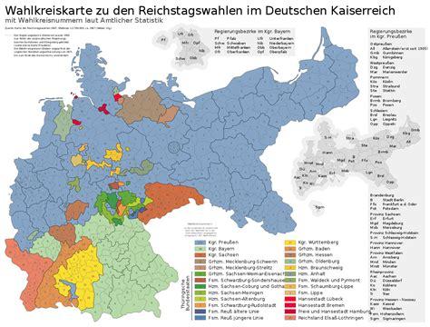 wann wurde belgien gegründet liste der reichstagswahlkreise des deutschen kaiserreichs