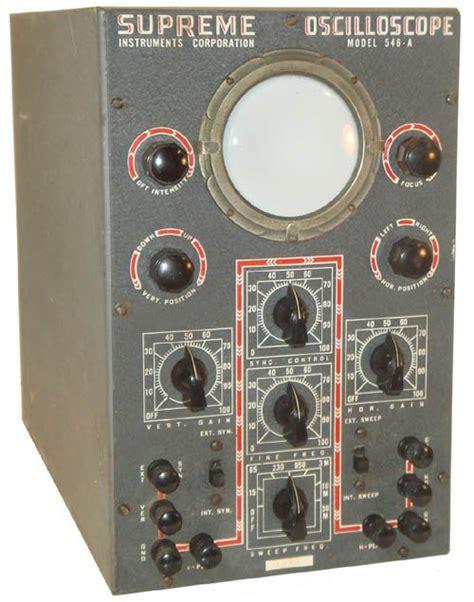 supreme radio supreme model 546 a a later version of the model 546 line