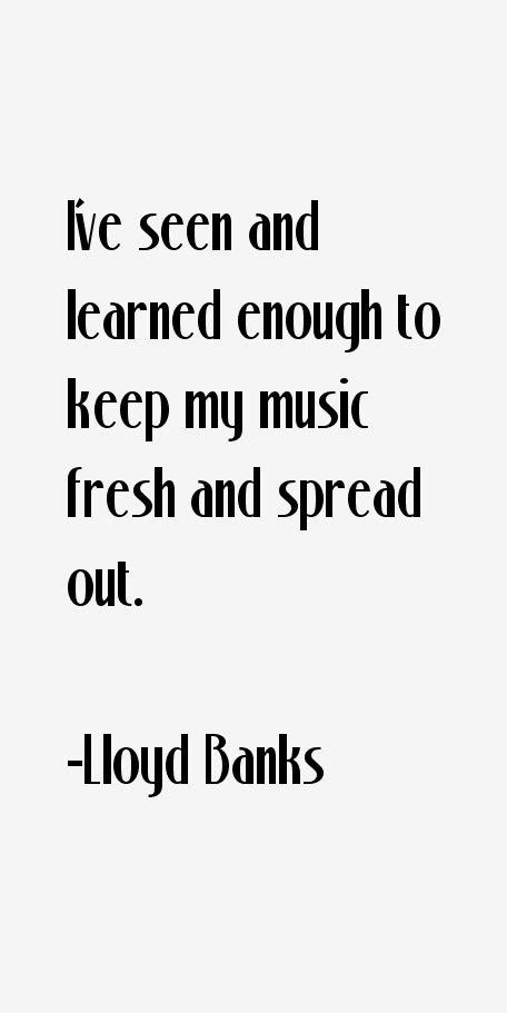 best lloyd banks lines lloyd banks quotes quotesgram