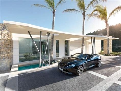 luxury car home luxury homes