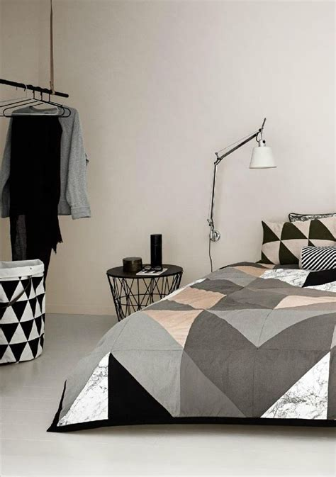 geometric bedroom decor ideas  die  interior god