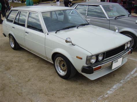 72 Toyota Corolla Toyota Corolla Te72 Japanese Nostalgic Car