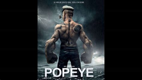 popeye movie popeye the sailor movie 3d first trailer 2016 youtube