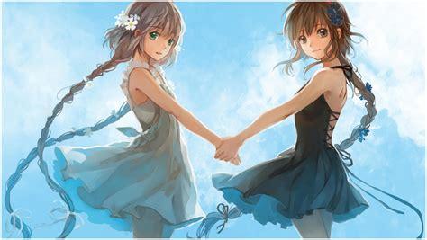 wallpaper anime hd girl anime girls hd wallpaper 9hd wallpapers
