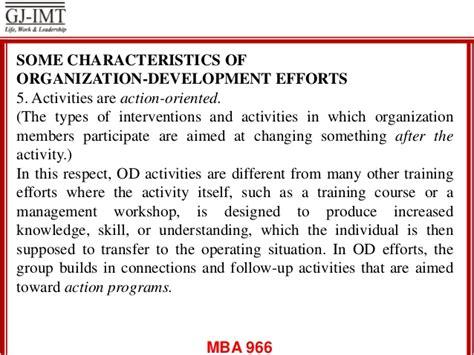 Sdsu Mba How Many Units Can I Transfer by Unit 1 Od Characteristics Second Generation