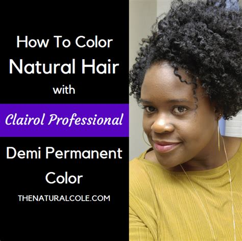 clairol demi permanent hair color in 2016 amazing photo how to use a demi permanent hair color demi color on